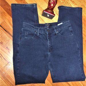 10 medium stretch womens blue jeans pants